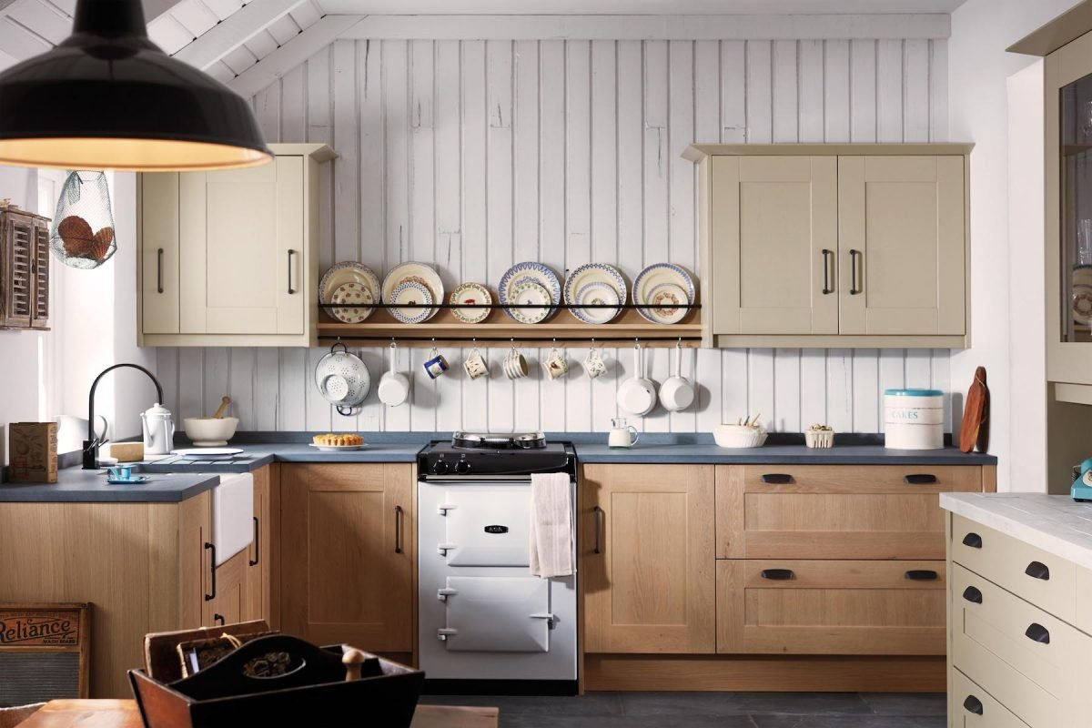 traditional shaker kitchens