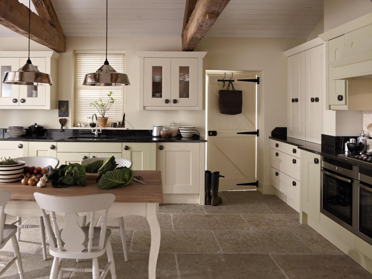 traditional kitchens shaker
